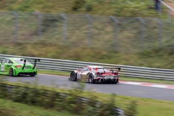 Wochenspiegel Team Monschau Ferrari 488 GT3 - G. Weiss / O. Kainz / J. Krumbach