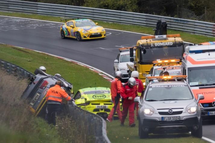Manthey Racing Porsche 911 GT3 R - K. Estre / M. Cairoli