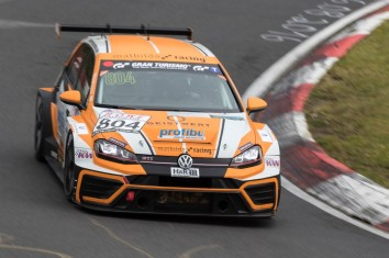 Mathilda Racing VW Golf GTI TCR - M. Paatz / C. Kletzer