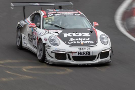 Team75 Motorsport Porsche 911 GT3 Cup - D. Jahn / M. Böckmann / A. De Leener