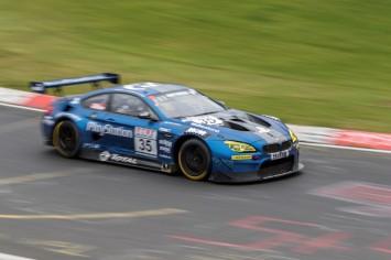 Walkenhorst Motorsport BMW M6 GT3 - J. Tresson / S. Morris / A. Lambertz