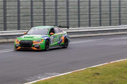 Bonk Motorsport Audi RS3 LMS TCR - H. Bock