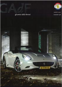 Dutch Ferrari-club Magazine