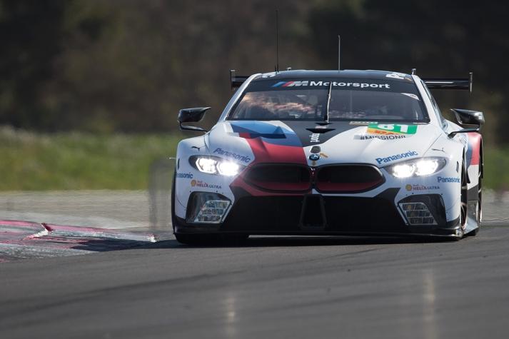 #81 BMW Team MTEK BMW M8 GTE - Martin TOMCZYK \ Nicky CATSBURG \ Philipp ENG