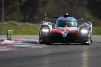 #7 Toyota Gazoo Racing TS050 - Hybrid - Mike CONWAY \ Alexander WURZ Jose Maria LOPEZ \ Sébastien BUEMI \ Anthony DAVIDSON