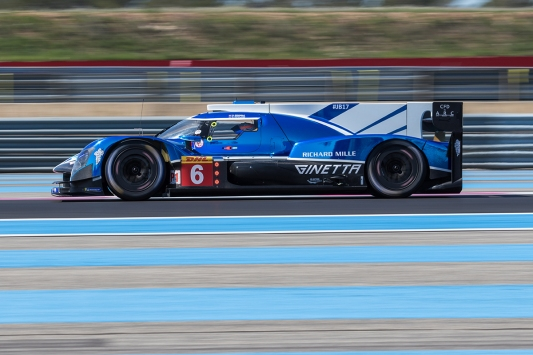 #6 CEFC TRSM Racing Ginetta G60-LT-P1 - MECACHROME - Oliver ROWLAND \ Alex BRUNDLE