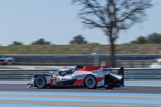 #8 Toyota Gazoo Racing TS050 - Hybrid - Sébastien BUEMI \ Mike CONWAY