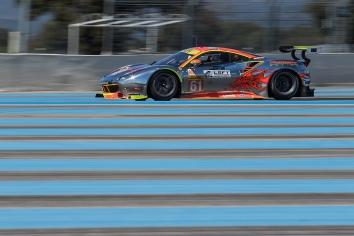 #61 Clearwater Racing Ferrari 488 GTE - Weng Sun MOK \ Keita SAWA \ Matthew GRIFFIN
