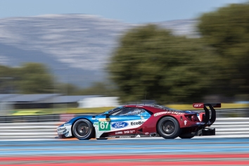 #67 Ford Chip Ganassi Team UK Ford GT - Andy PRIAULX \ Harry TINCKNELL
