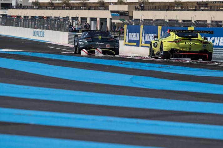 #95 Aston Martin Racing Aston Martin VANTAGE AMR - Marco SORENSEN \ Nicki THIIM Darren TURNER \ Alexander LYNN \ Maxime MARTIN