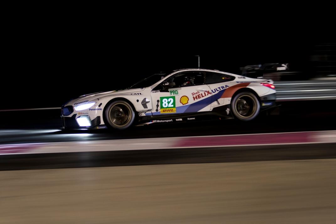 BMW Team MTEK M8 GTE - Martin Tomczyk, Nicky Catsburg, Philipp Eng, Augusto Farfus, Antonio Felix da Costa, Alex Sims