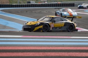 #56 Team Project 1 Porsche 911 RSR - Jörg BERGMEISTER \ Patrick LINDSEY \ Egidio PERFETTI
