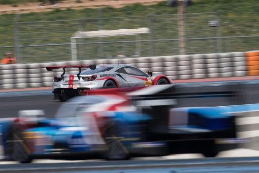 #54 Spirit Of Race Ferrari 488 GTE - Thomas FLOHR \ Francesco CASTELLACCI \ Giancarlo FISICHELLA
