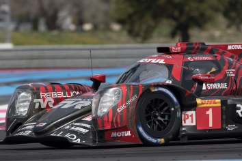 #1 Rebellion Racing R13 - Gibson - André LOTTERER \ Thomas LAURENT Bruno SENNA \ Mathias BECHE \ Gustavo MENEZES