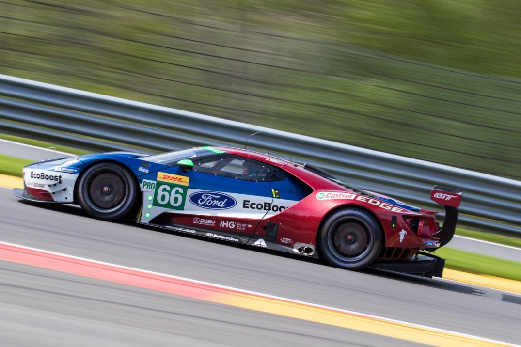 #66 Ford Chip Ganassi Team UK Ford GT - Stefan MÜCKE \ Olivier PLA \ Billy JOHNSON