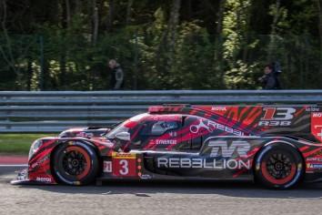 #3 Rebellion Racing R13 - Gibson - Thomas LAURENT \ Mathias BECHE \ Gustavo MENEZES