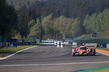 #26 G-Drive Racing Oreca 07 - Roman RUSINOV \ Andrea PIZZITOLA \ Jean Eric VERGNE