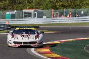 #70 MR Racing Ferrari 488 GTE - Motoaki ISHIKAWA \ Olivier BERETTA \ Edward CHEEVER