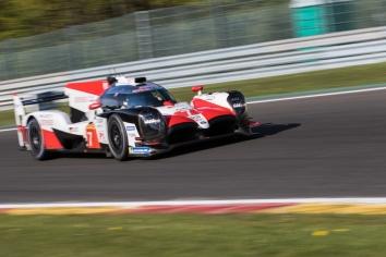 #7 Toyota TS050 Hybrid - Mike Conway \ Kamui Kobayashi \ José Maria Lopez