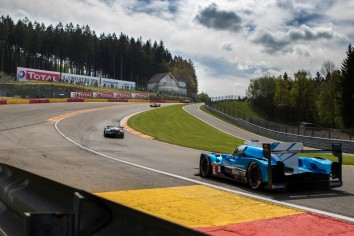 #6 CEFC TRSM Racing Ginetta G60-LT-P1 - MECACHROME - Oliver ROWLAND \ Alex BRUNDLE \ Oliver TURVEY