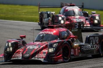 #1 Rebellion Racing R13 - Gibson - André LOTTERER \ Neel JANI \ Bruno SENNA