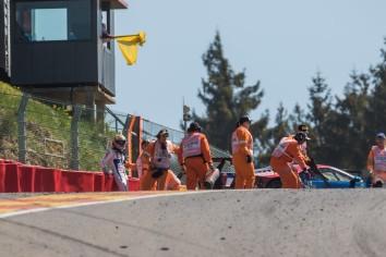 #67 Ford Chip Ganassi Team UK Ford GT - Andy PRIAULX \ Harry TINCKNELL \ Tony KANAAN