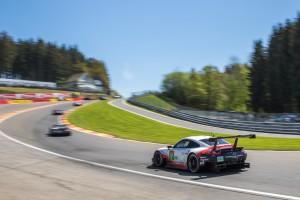 #91 Porsche GT Team Porsche 911 RSR - Richard LIETZ \ Gianmaria BRUNI