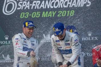 #66 Ford Chip Ganassi Team UK Ford GT - Stefan MÜCKE \ Olivier PLA \ Billy JOHNSON
