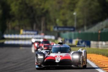 #8 Toyota Gazoo Racing TS050 - Hybrid - Sébastien BUEMI \ Fernando ALONSO \ Kazuki NAKAJIMA