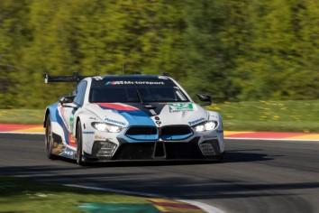 #82 BMW Team MTEK BMW M8 GTE - Tom BLOMQVIST \ Antonio FELIX DA COSTA