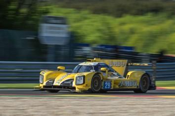 #29 Racing Team Nederland DALLARA P217 GIBSON - Frits VAN EERD \ Giedo VAN DER GARDE \ Jan LAMMERS