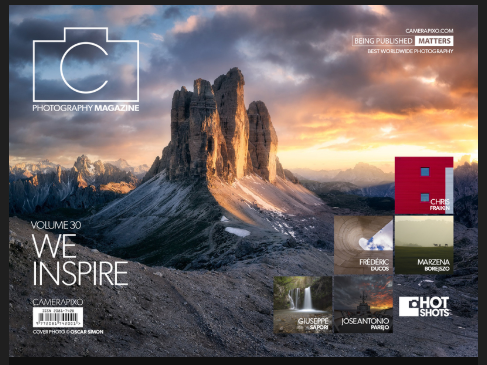 CameraPixo - We Inspire 30