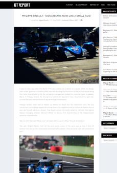 FIA WEC - Alpine Special