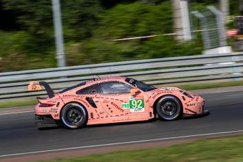 2018 FIA WEC - 24h Le Mans