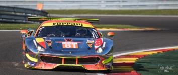Clearwater Ferrari 488