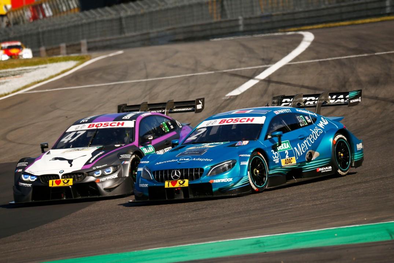 DTM Nuerburgring 2018